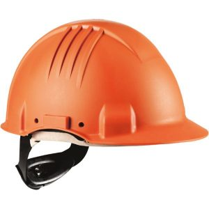 3M G3501 Suojakypärä Oranssi