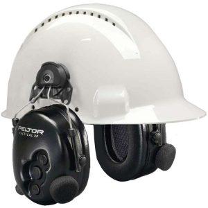 3M Peltor Tactical XP Kuulonsuojain sis. kypäräkiinnityksen