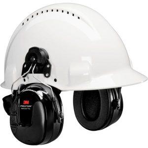 3M Peltor WorkTunes Pro Kuulonsuojain sis. kypäräkiinnityksen