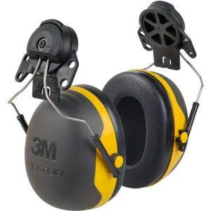3M Peltor X-series Kuulonsuojain X2P3, kypäräkiinnitys