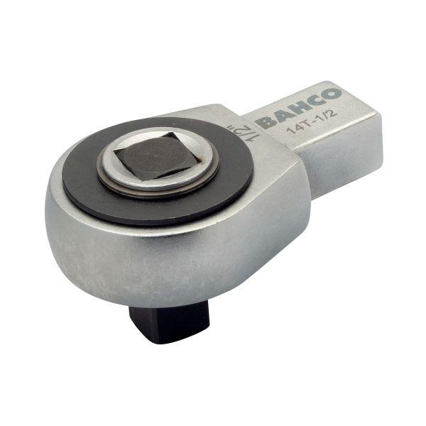 Bahco 9T-1/4 Räikkäpää 9x12-kiinnitys, läpityönnettävä 1/4 tuuman neliövääntiö