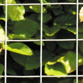 Puutarha-aita Verkon silmäkoko 10 x 10 cm galvanoitu Hortus